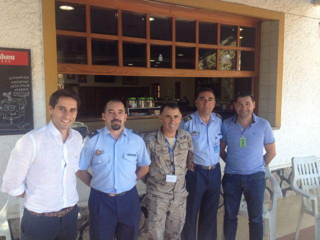 La Base Aérea de Alcantarilla ya prepara otra cita memorable - 1, Foto 1