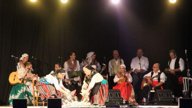 El grupo folklórico Coros y Danzas Virgen del Rosario pregonará las Fiestas Patronales de Puerto Lumbreras - 1, Foto 1