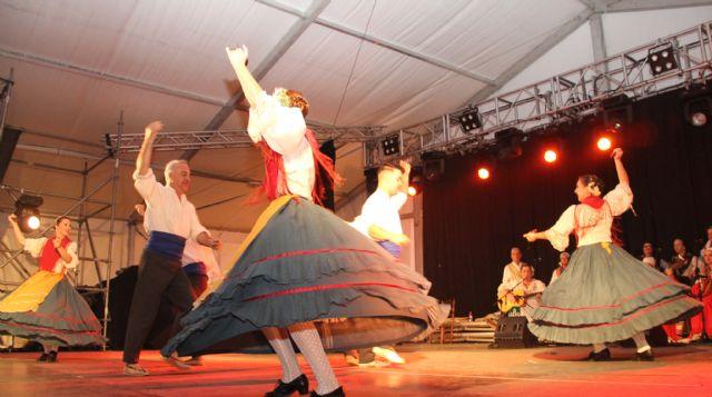 El grupo folklórico Coros y Danzas Virgen del Rosario pregonará las Fiestas Patronales de Puerto Lumbreras - 2, Foto 2
