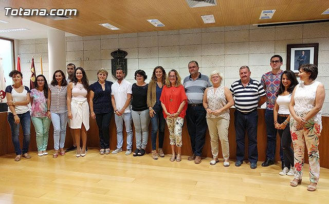 The City Council adheres to the Manifesto for Equality that promotes the Organization of Business and Professional Women of the Region of Murcia