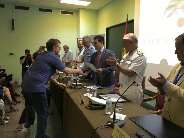 El alcalde clausuró las I Jornadas de Periodismo, Protocolo y Fuerzas Armadas - 2, Foto 2
