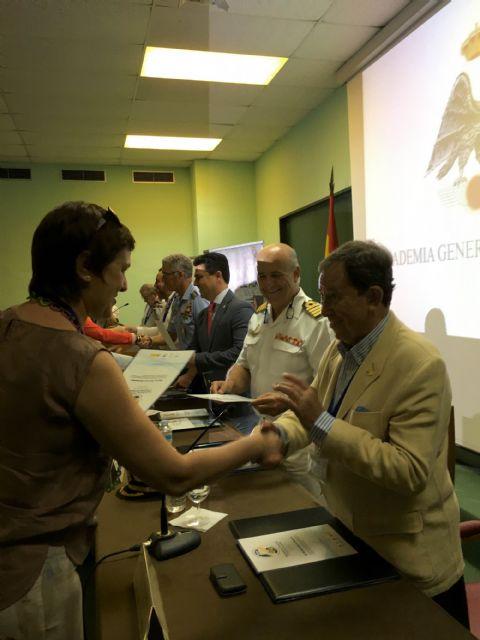 El alcalde clausuró las I Jornadas de Periodismo, Protocolo y Fuerzas Armadas - 3, Foto 3