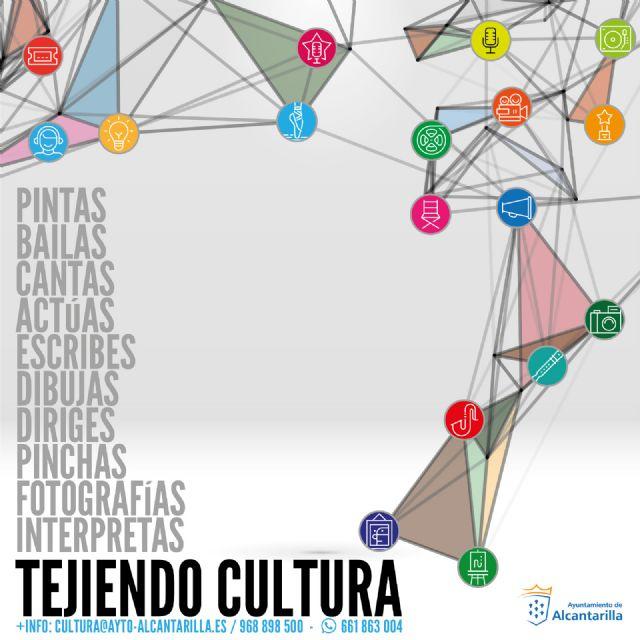 El programa ´Tejiendo cultura´ dará cobertura a artistas  locales en eventos organizados por el Ayuntamiento - 1, Foto 1
