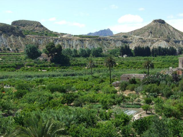 El proyecto Legado vivo pondrá en valor el patrimonio hidráulico de la Huerta de Blanca a través de un sendero local - 1, Foto 1
