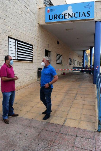 Mazarrón reivindica la necesidad de un punto COVID en el municipio - 1, Foto 1