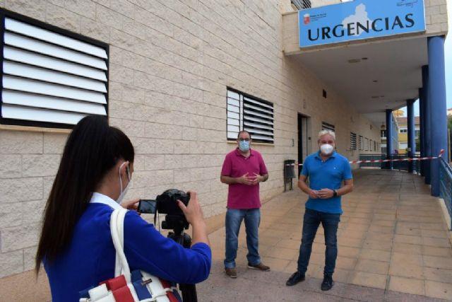Mazarrón reivindica la necesidad de un punto COVID en el municipio - 2, Foto 2