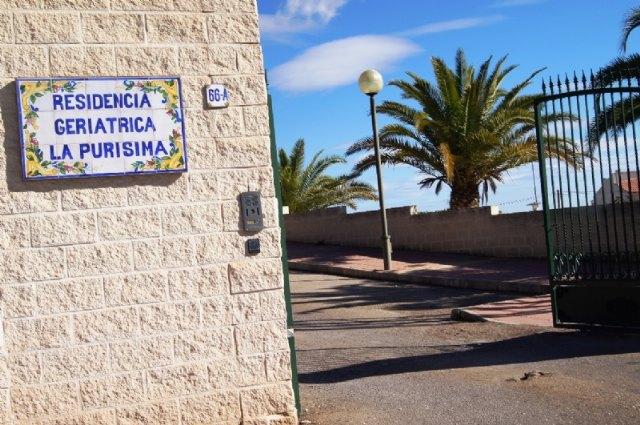 """Se inicia el procedimiento para contratar el servicio de gestión integral de la residencia de personas mayores """"La Purísima"""", Foto 1"""