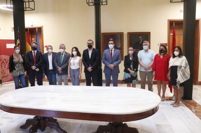 El Ayuntamiento y la Universidad de Murcia crean la Cátedra de Agenda Urbana y Desarrollo Estratégico Local - 3, Foto 3
