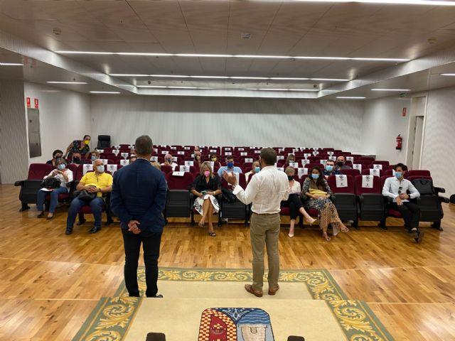 Reuniones informativa nuevo PGMO de Torre Pacheco - 1, Foto 1