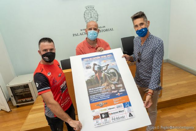 Varios campeones del mundo compiten este domingo en la Copa de España de Trial Bici que se celebra en Los Camachos - 1, Foto 1