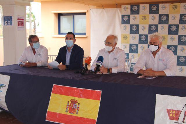 El club náutico Villa de San Pedro acoge el campeonato autonómico de clase cruceros - 2, Foto 2