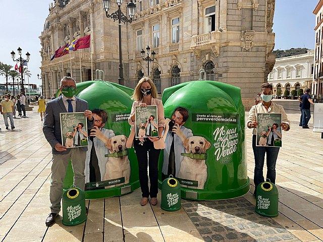 """""""No seas más raro que un perro verde"""" - 1, Foto 1"""
