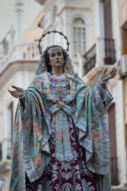 Solemne procesión de Nuestra Señora de los Dolores, titular de la Cofradía de Nuestra Señora de los Dolores de Murcia (Dolorosa de San Lorenzo) - 3, Foto 3