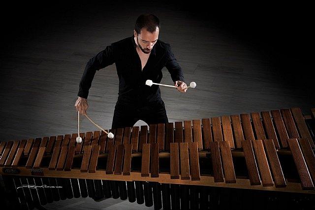 Cultura Continua programa un taller gratuito de percusión con el maestro Rafa Mayans en el Conservatorio de Cartagena - 1, Foto 1