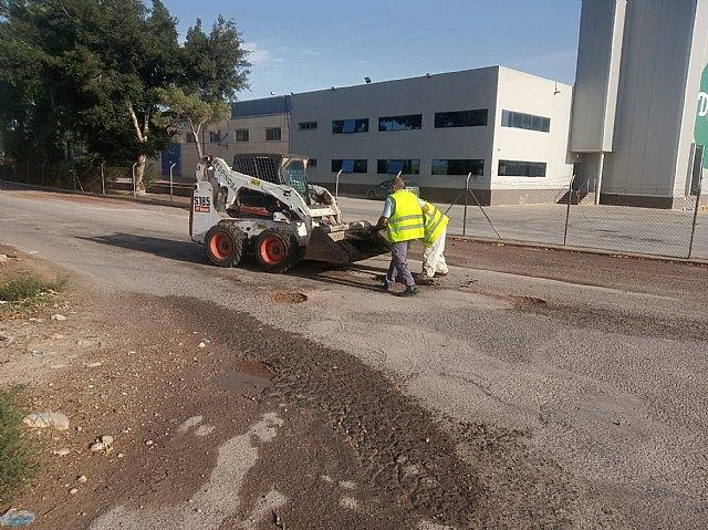Brigada municipal: trabajos del 22 y 23 de septiembre