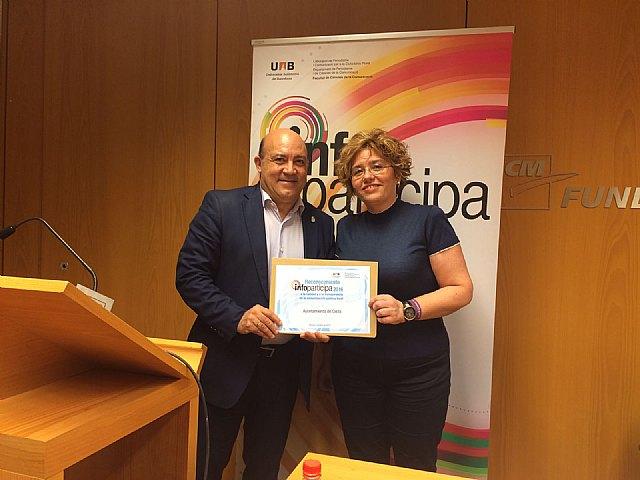 La Universidad de Barcelona entrega los premios a la Transparencia Municipal - 1, Foto 1