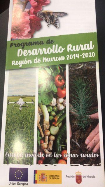 El alcalde asiste a la Jornada La iniciativa Leader dinamizadora del territorio rural, en la que se presentan las bases reguladoras de esta convocatoria comunitaria, Foto 4