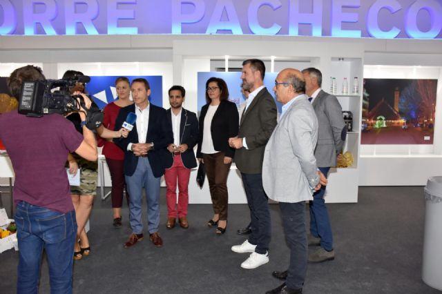 Torre-Pacheco estrena stand en IFEPA - 3, Foto 3