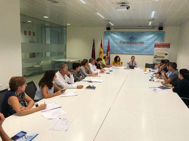 El Ayuntamiento de Torre-Pacheco trabaja para optar a la 3ª convocatoria EDUSI - 2, Foto 2