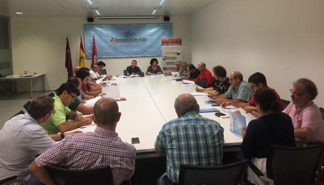 El Ayuntamiento de Torre-Pacheco trabaja para optar a la 3ª convocatoria EDUSI - 1, Foto 1
