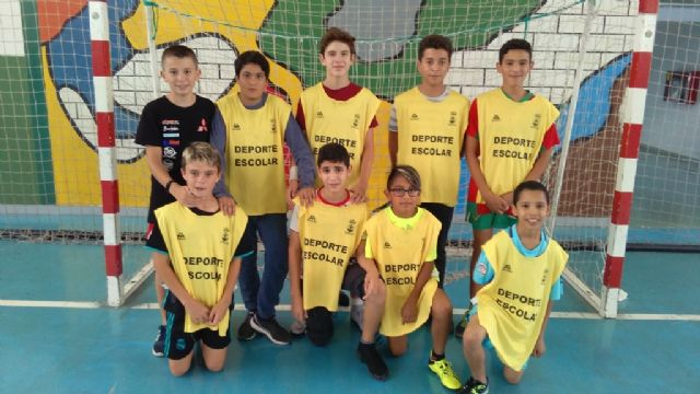 The Local Phase of School Sports Football will count this course with the participation of 499 schoolchildren, Foto 1