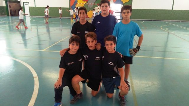 The Local Phase of School Sports Football will count this course with the participation of 499 schoolchildren, Foto 2