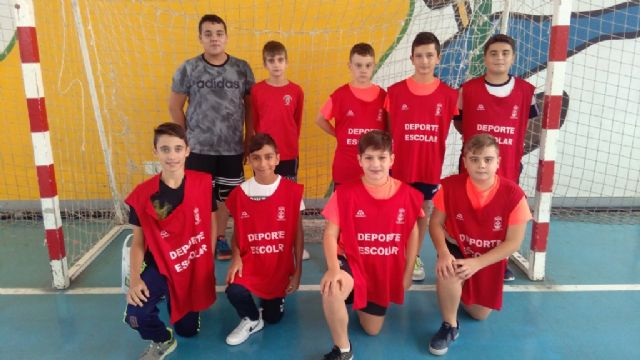 The Local Phase of School Sports Football will count this course with the participation of 499 schoolchildren, Foto 3