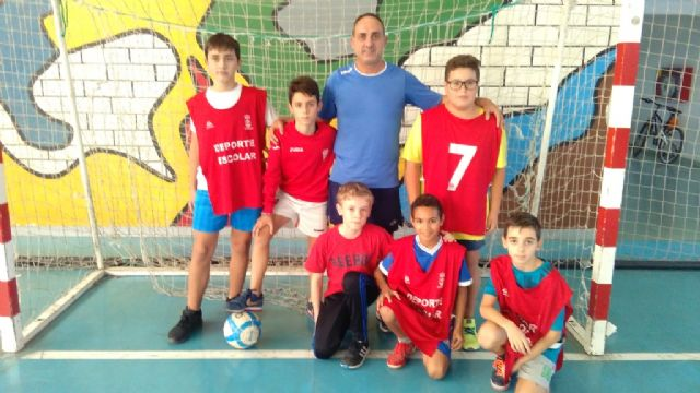 The Local Phase of School Sports Football will count this course with the participation of 499 schoolchildren, Foto 4