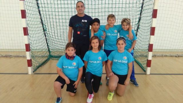 The Local Phase of School Sports Football will count this course with the participation of 499 schoolchildren, Foto 5