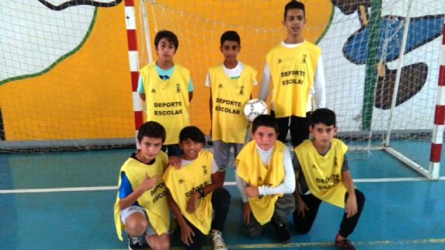 The Local Phase of School Sports Football will count this course with the participation of 499 schoolchildren, Foto 7