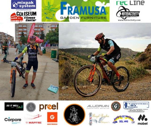 Antonio Ginés Cánovas de Framusa Saltamontes 12º de la general y 4 Máster 30 en la Desértica de Almería - 2, Foto 2