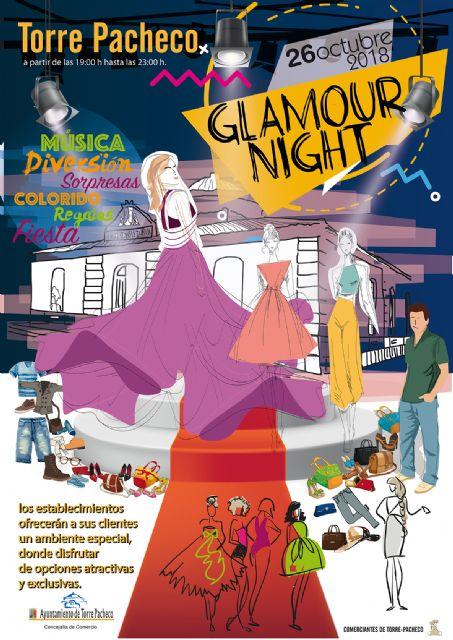Glamour night, noche de fiesta en comercios de Torre Pacheco - 2, Foto 2