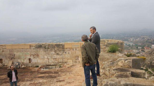 Urralburu: 2019 tiene que ser el último año de precariedad e incertidumbre en torno al Castillo de Mula - 1, Foto 1
