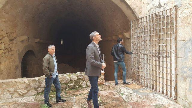 Urralburu: 2019 tiene que ser el último año de precariedad e incertidumbre en torno al Castillo de Mula - 2, Foto 2