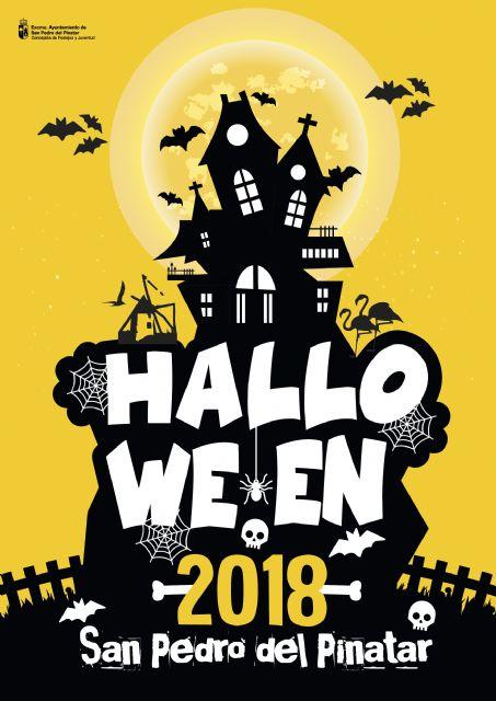 Halloween llega a San Pedro del Pinatar con actividades infantiles, espectáculos y relatos de terror - 2, Foto 2