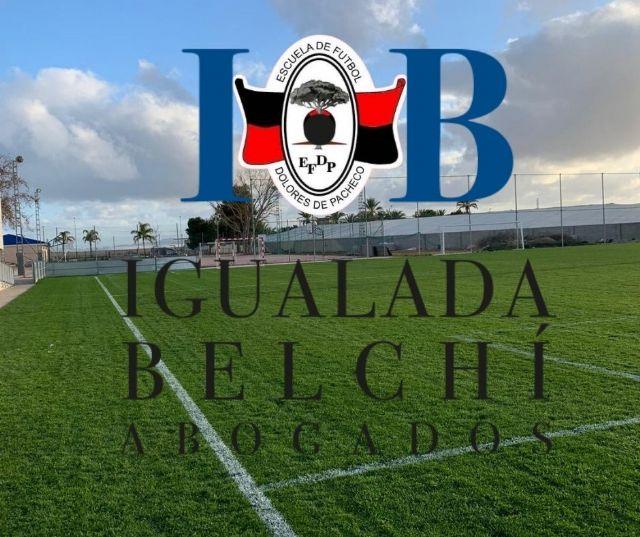 Igualada Belchi Abogados patrocinará a la Escuela de Fútbol de Dolores de Pacheco - 2, Foto 2