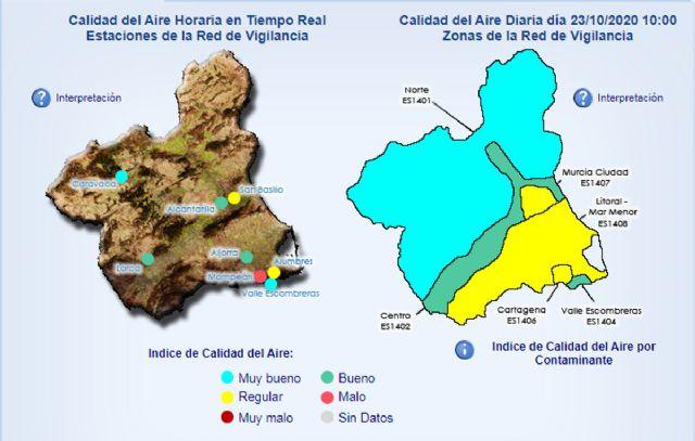 Finaliza el episodio contaminante en La Aljorra quedando desactivado el nivel 1 preventivo - 1, Foto 1