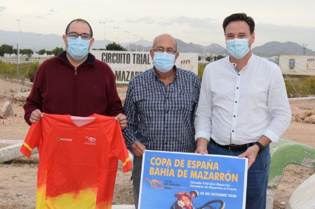 Mazarrón coronará a los campeones de la Copa de España de trial bici - 1, Foto 1