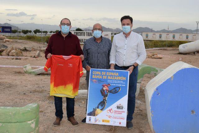 Mazarrón coronará a los campeones de la Copa de España de trial bici - 3, Foto 3