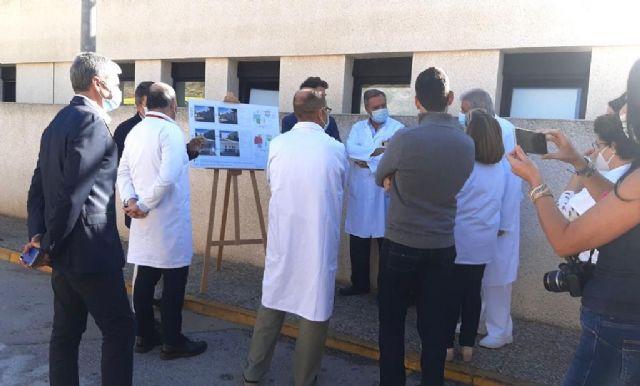 El hospital Rafael M�ndez ampl�a su puerta de Urgencias para prestar una mejor asistencia a los pacientes, Foto 1