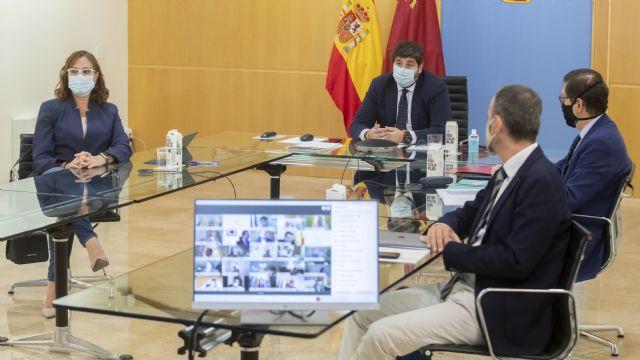 Toque de queda en la Regi�n de Murcia, Foto 1