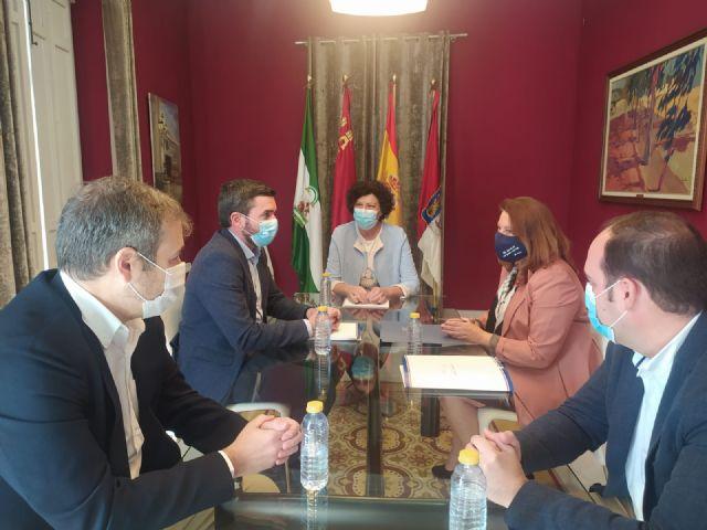 El Ayuntamiento solicita colaboración al Gobierno regional y a la Junta de Andalucía para dar un impulso definitivo a la aprobación del trasvase del Negratín - 1, Foto 1