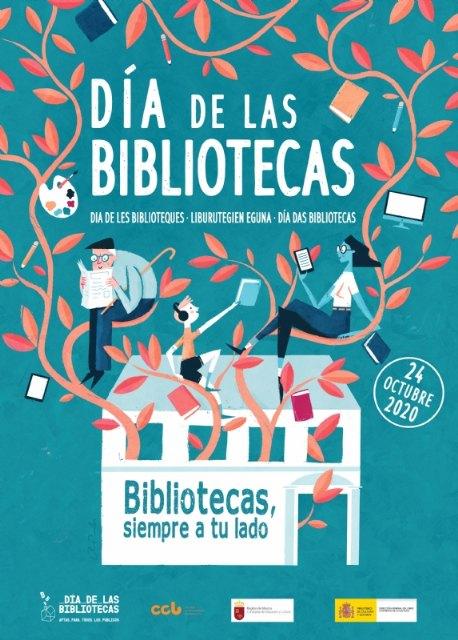 Actividades por el Día de las Bibliotecas 2020 - 1, Foto 1
