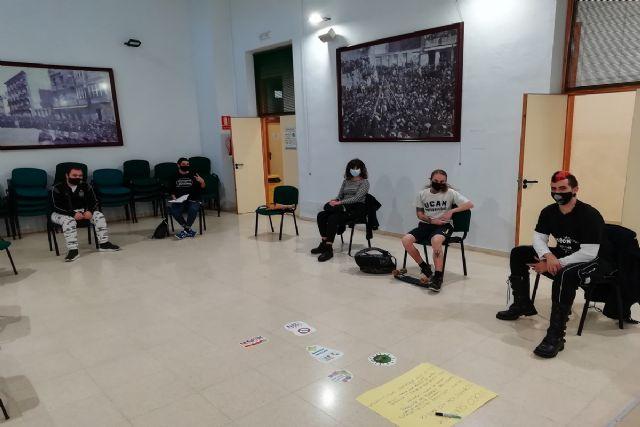 Cartagena Libre de Rumores diseña nuevas propuestas para realizar este curso - 1, Foto 1