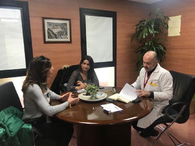 La modernización y mejora de los servicios de Radiología, Ginecología y Urgencias del hospital Rafael Méndez permite mejorar la atención a los ciudadanos - 1, Foto 1