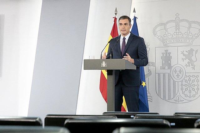 Pedro S�nchez: Queremos y debemos evitar recurrir a un nuevo confinamiento domiciliario, Foto 2