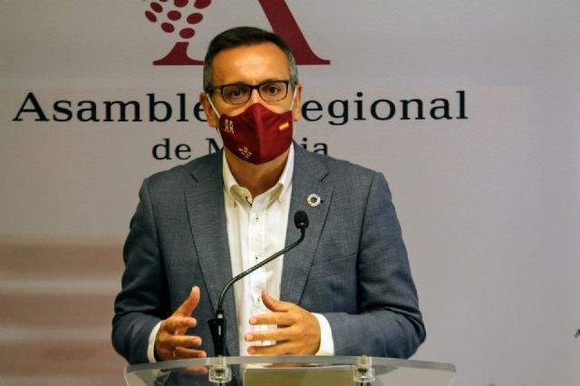 Diego Conesa: López Miras debe solicitar cuanto antes el Estado de Alarma para garantizar la seguridad sanitaria en la Región - 1, Foto 1