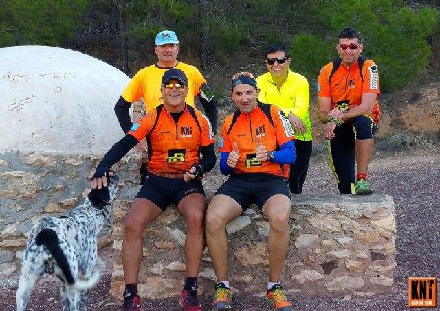 La XXV quedada del grupo de amigos de la montaña Kasi Ná Trail discurrió por la ruta del Caño, Foto 1