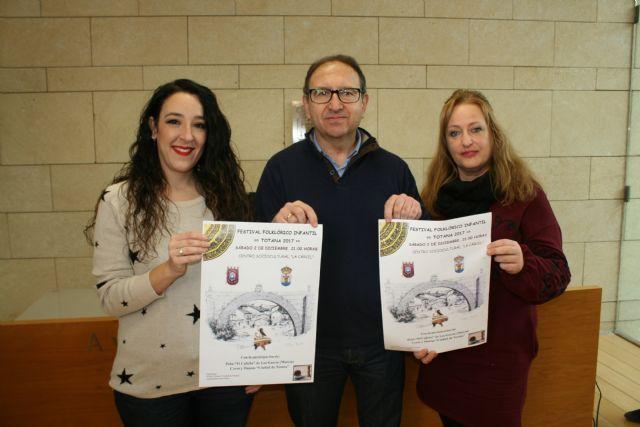 El VIII Festival Folklórico Infantil se celebrará el sábado 2 de diciembre en el teatro del Centro Sociocultural