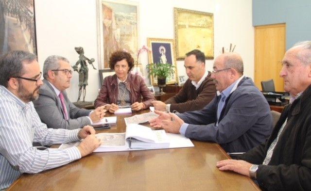 Esamur presenta en Puerto Lumbreras el estudio de alternativas para la nueva depuradora de Góñar - 1, Foto 1
